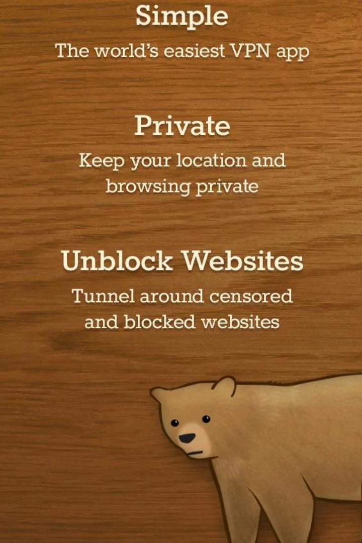 برنامج TunnelBear لفتح المواقع والمنتديات المحجوبه في بلدك